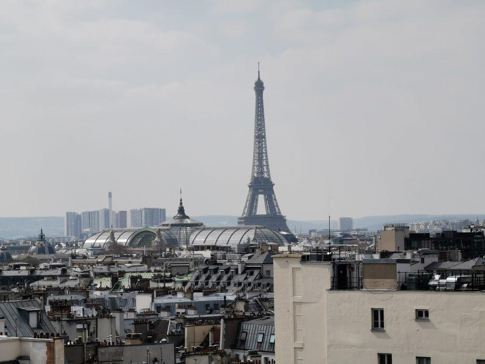 Eiffeltornet - 5x optisk zoom