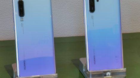 Huawei säkrar kameratronen