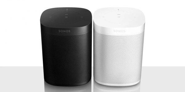 Sonos One får nytt innehåll