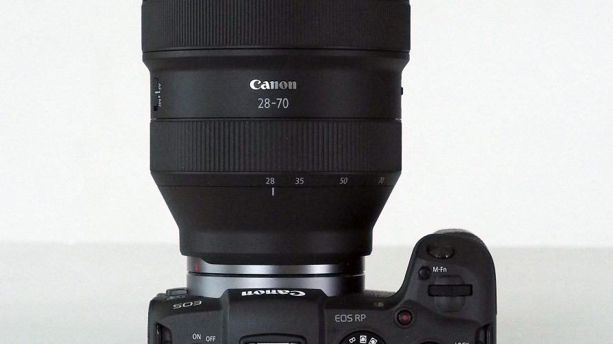 Canon RF 28-70mm f2 L USM