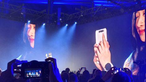 Samsungs super-selfie kamera