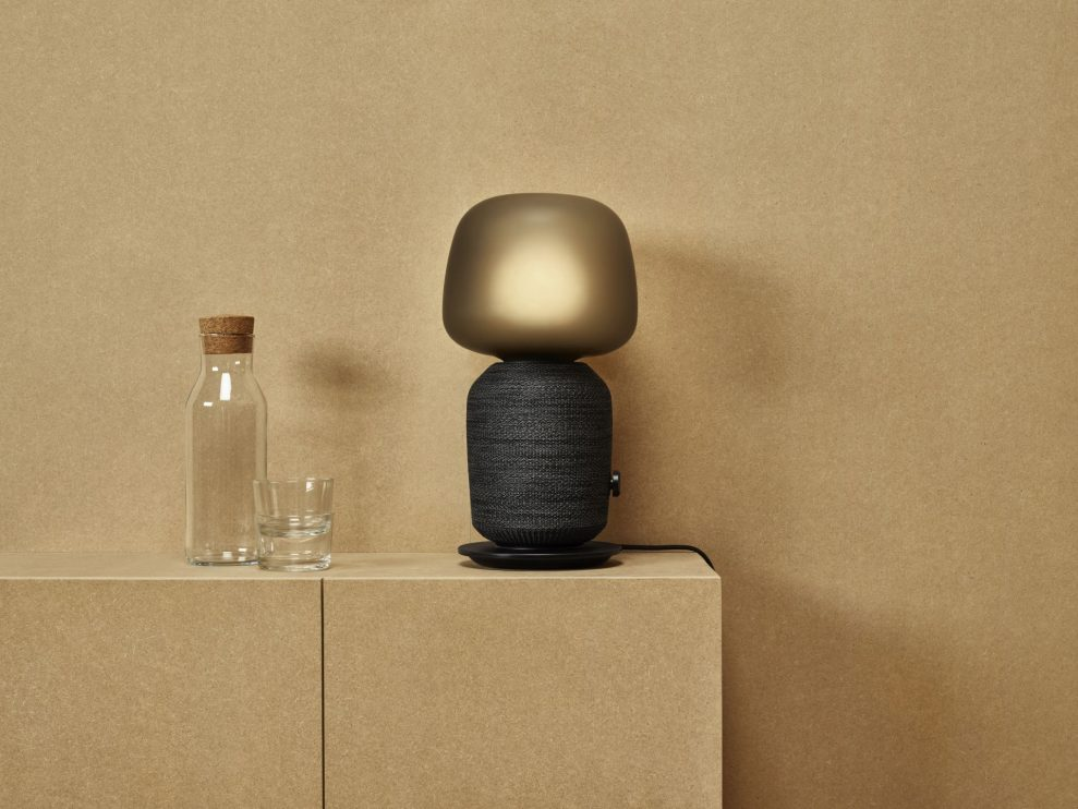 IKEA Symfonisk bordslampa med Wifi-högtalare