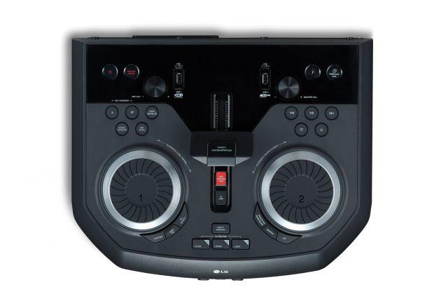 Fler knappar, rattar och spakar än vad man behöver för att leka DJ (Foto: Tillverkare)