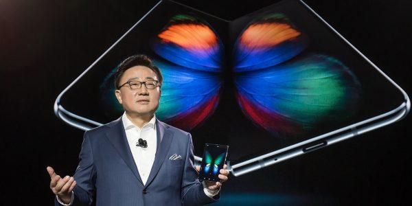 Samsung Galaxy Fold skjuts upp på obestämd tid