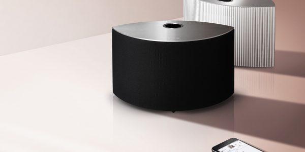 Kompakt streaming-högtalare