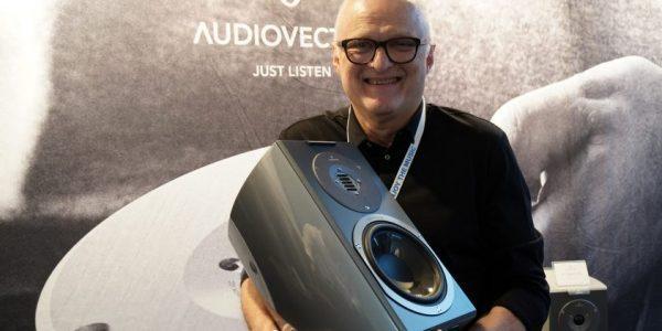 Ny högtalarserie från Audiovector