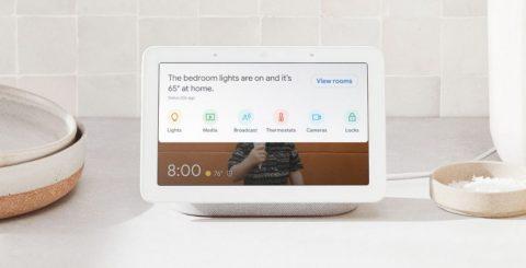 Google Nest släpps i Sverige