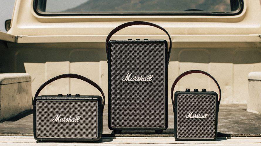 Marshall hits the road