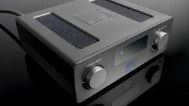 Moderna stereoförstärkare