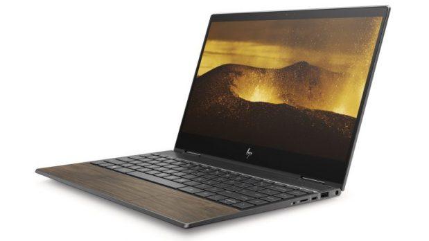 Trä-PC från HP