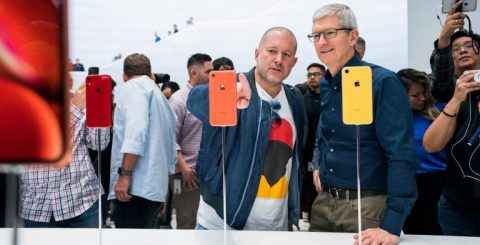 Jonathan Ive lämnar Apple