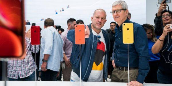 Jonathan Ive lämnar Apple