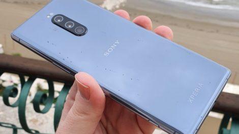 Första titten: Sony vill locka kameraentusiaster med Xperia 1