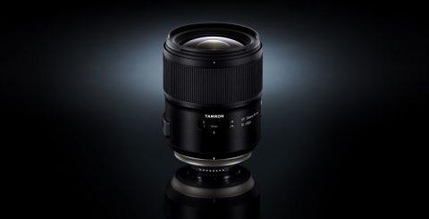 Ljusstark 35 mm till Canon och Nikon
