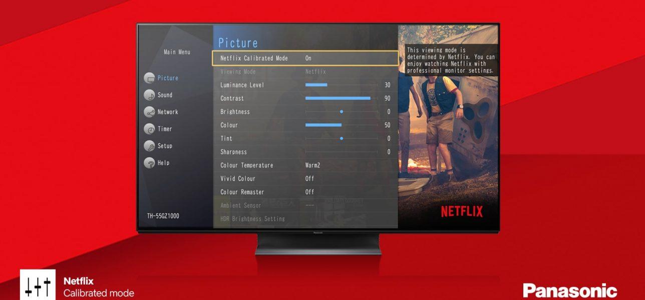 Panasonic går in i Netflix-läge