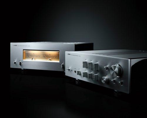Yamaha M-5000 och C-5000