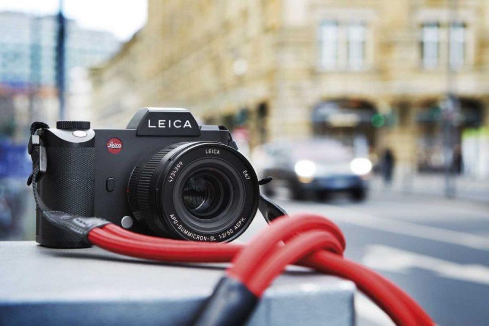 Kompakt Leica 50 mm f2