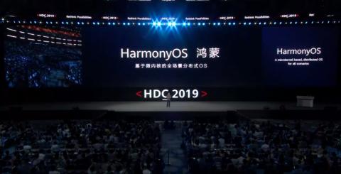 Huaweis nya operativsystem heter HarmonyOS