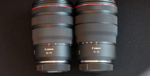 Mer professionell optik från Canon