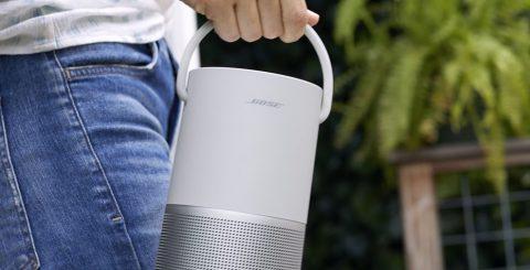 360-graders ljud från Bose