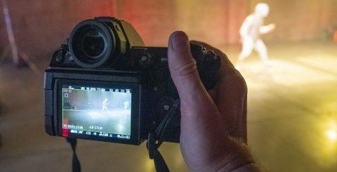 Panasonics ultra-trimmade proffskamera