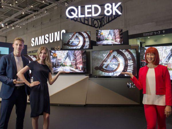 IFA 2019: 55-tums 8K-TV från Samsung