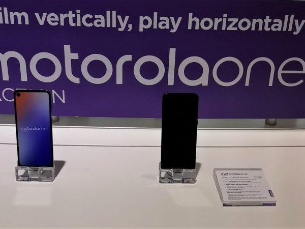 IFA 2019: 48 Mp zoom-mobil från Motorola