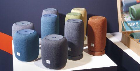 IFA 2019: Enkla wifi-högtalare från JBL