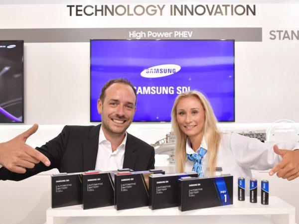 Samsung fördubblar räckvidden