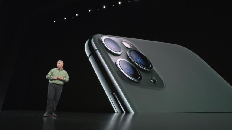 Här är nya iPhone 11 Pro
