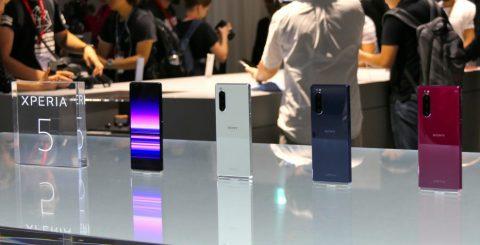 IFA 2019: Sony Xperia 5 är en kompakt version av flaggskeppsmodellen