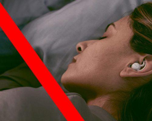 Bose återkallar Sleepbuds