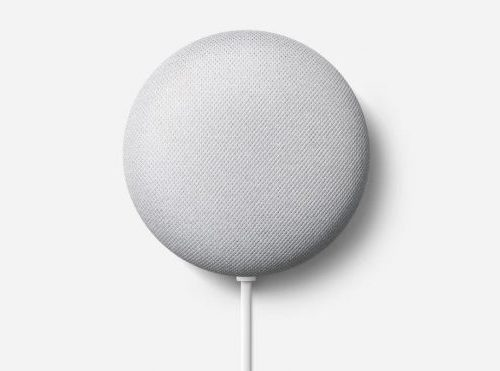 Nest Mini: Googles minsta högtalare förnyas
