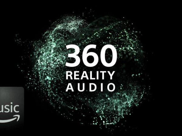 Tusen låtar får 360-ljud
