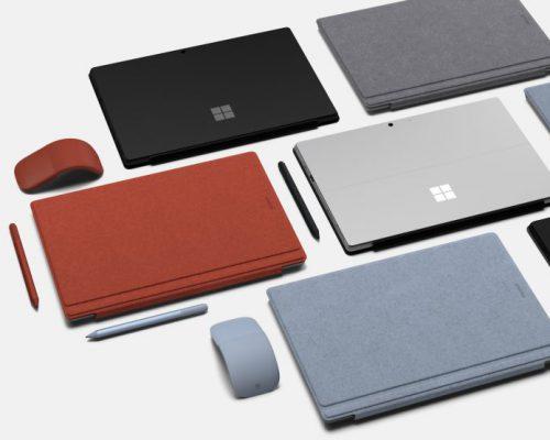 Microsoft förnyar Surface-serien