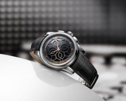 Devialet Phantom i en klocka