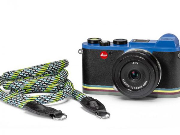 Paul Smith färglägger Leica CL