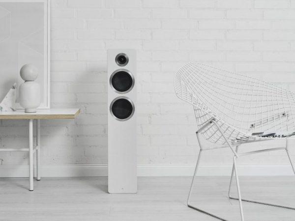 Argon Audios första aktiva golvhögtalare är trådlös