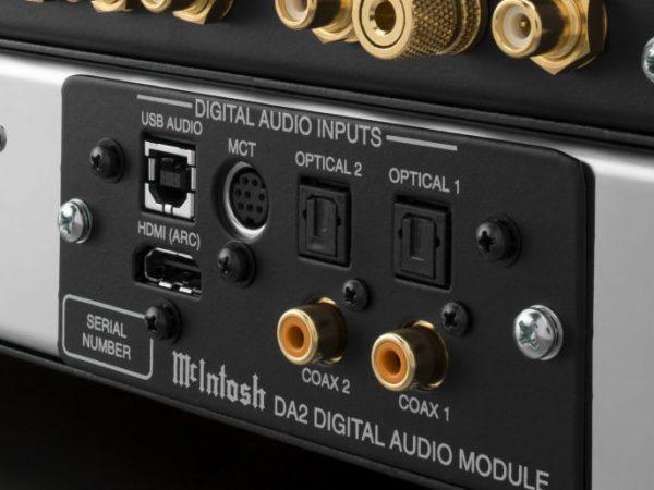 McIntosh DA2 ger bättre ljud