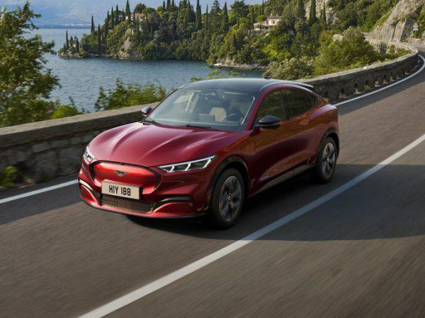 Fords elektriska SUV får ljud från B&O