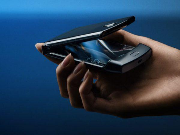 Ny Motorola Razr med Android och böjbar skärm