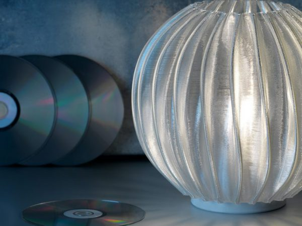 Designa din egen lampa – och få den 3D-printad