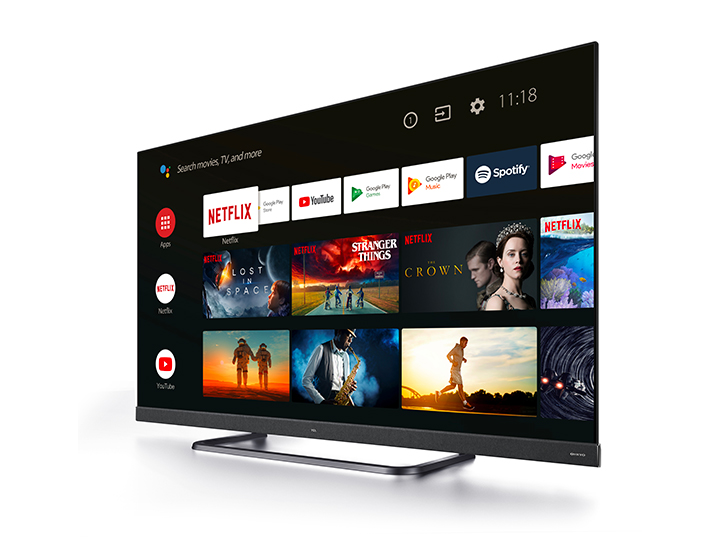 TCL 65EC785 Android