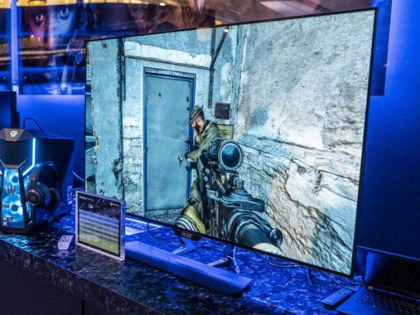Nu kommer OLED-spelskärmarna