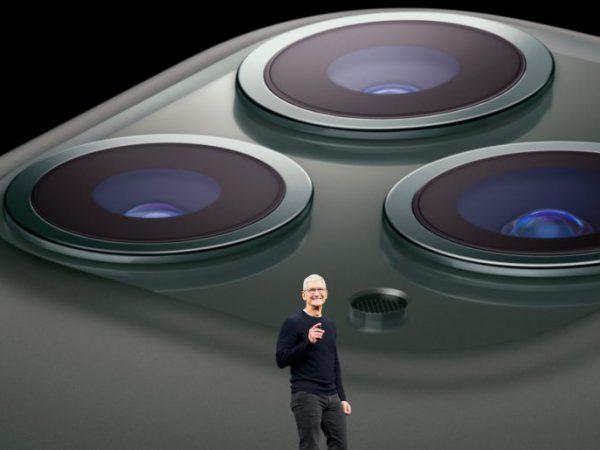 iPhone 11 och Apple Watch säljer så det ryker