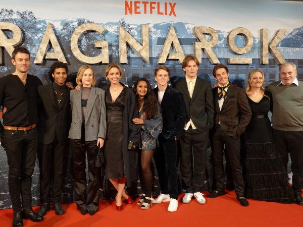 Premiärfest för Netflix Ragnarok