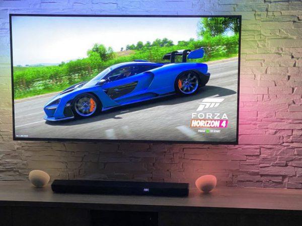 Alla Philips nya TV-modeller får Ambilight