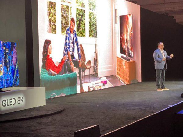Samsung satsar hårt på 8KTV