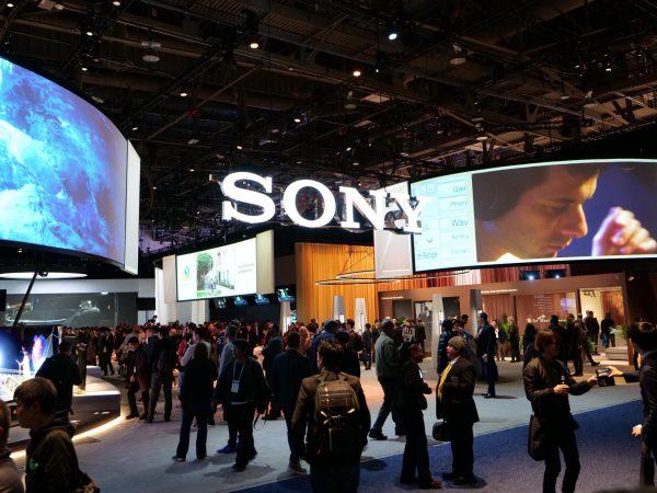 8K-LED och 4K-OLED från Sony