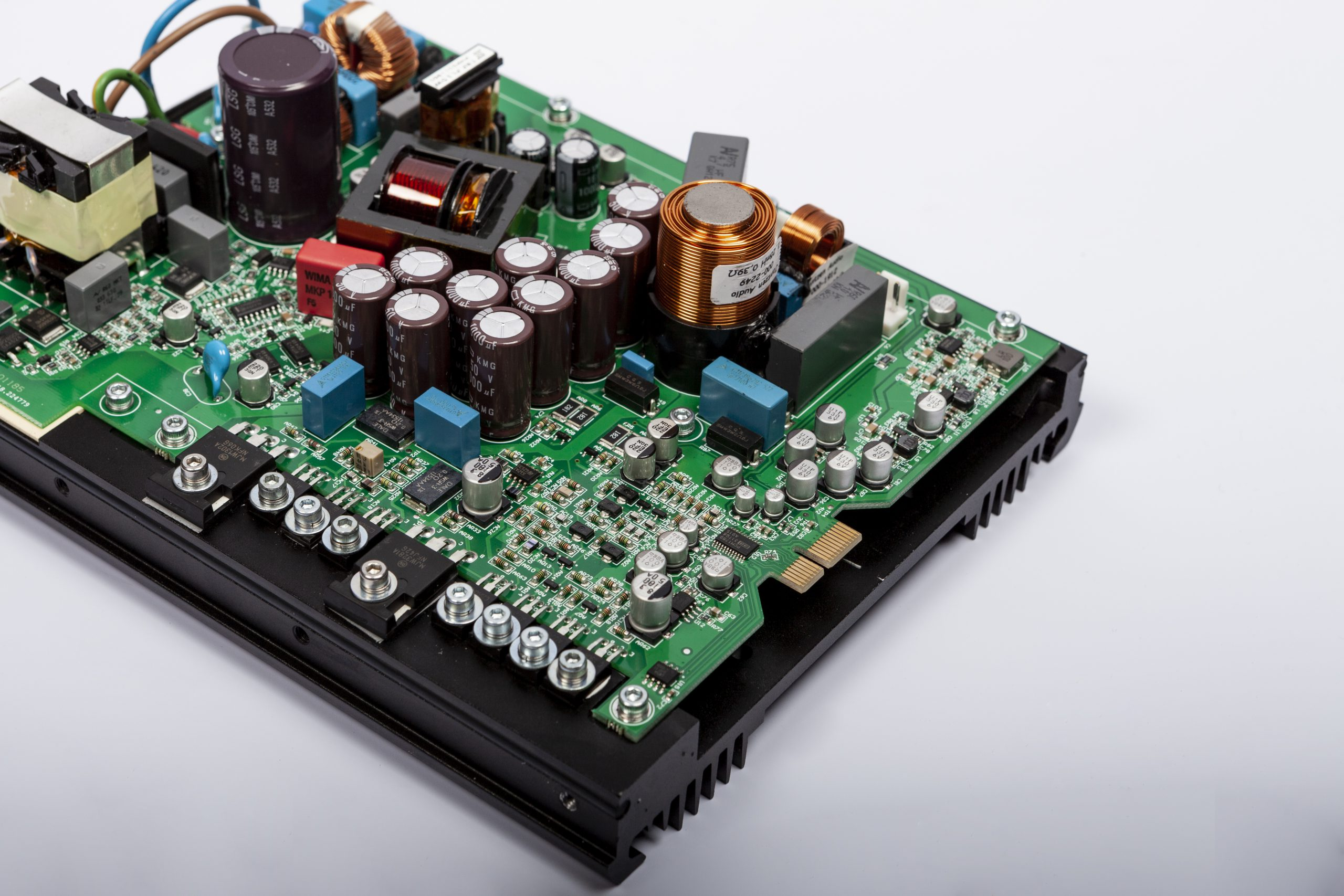 Electrocompaniet Tana2 forsterker